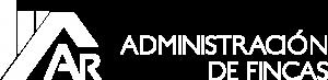 Logo AR Administración de fincas fino
